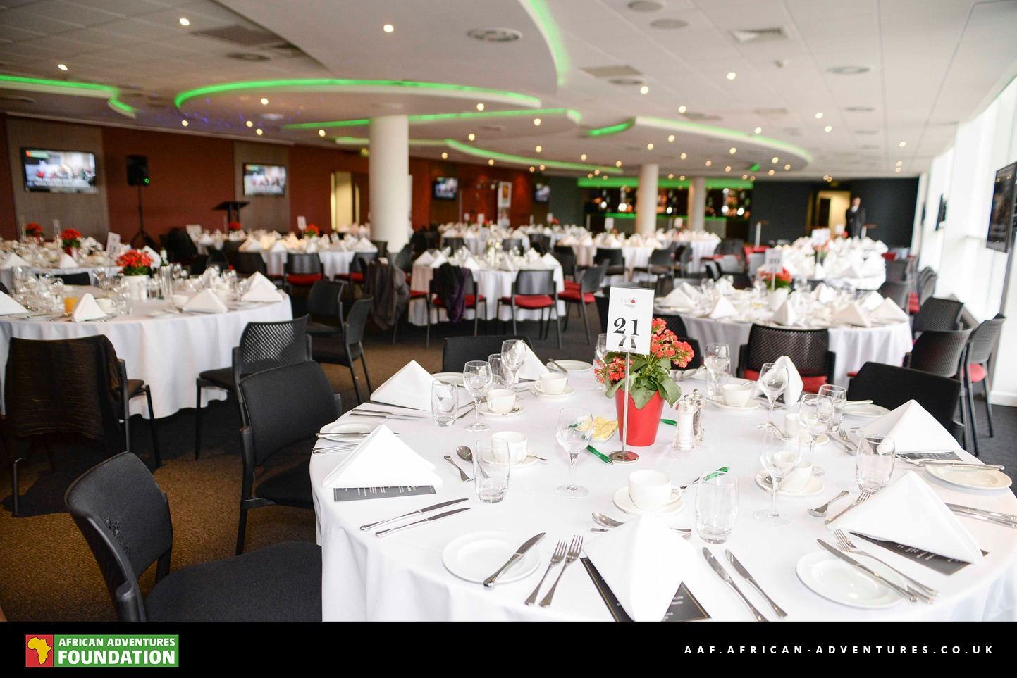 Fundraising Events - Foundation Fundraising Dinner