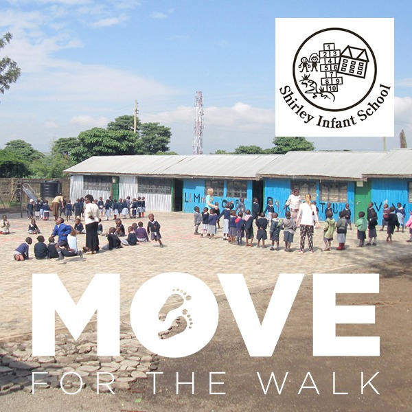 Move For The Walk - Shirley Infant School