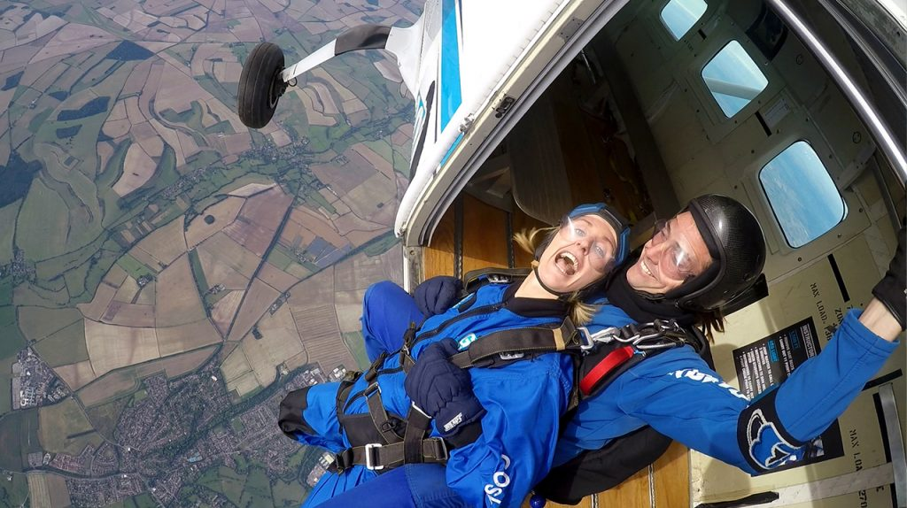 Fundraising events - African Adventures Foundation Charity Skydive